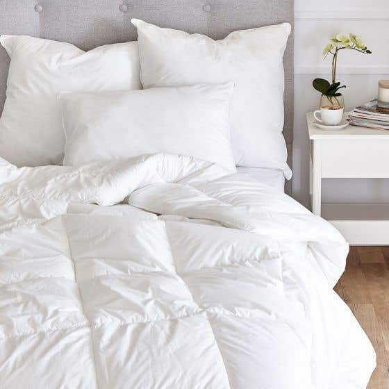 Hotel Five Star Luxury White Bedding Collection