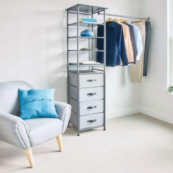 Modular Closet Storage