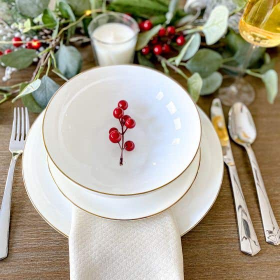 Cashmere Luxe Dinnerware Collection by Maxwell & Williams