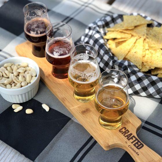 MasterBrew Beer Tasting Flight by Cuisivin