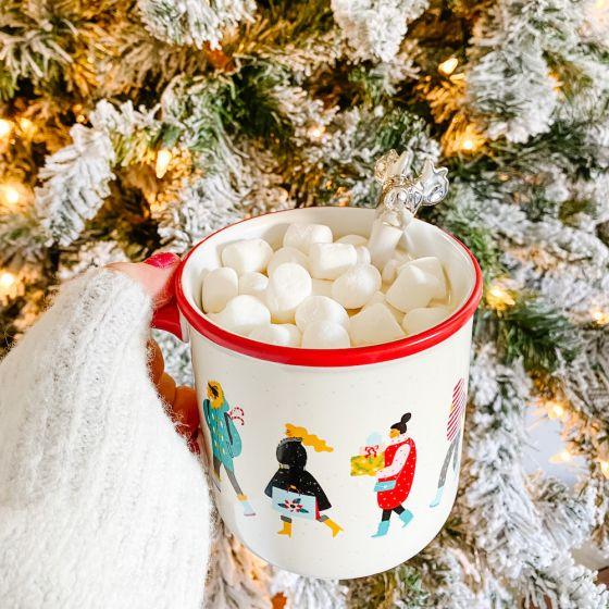 Winter Errands Mug