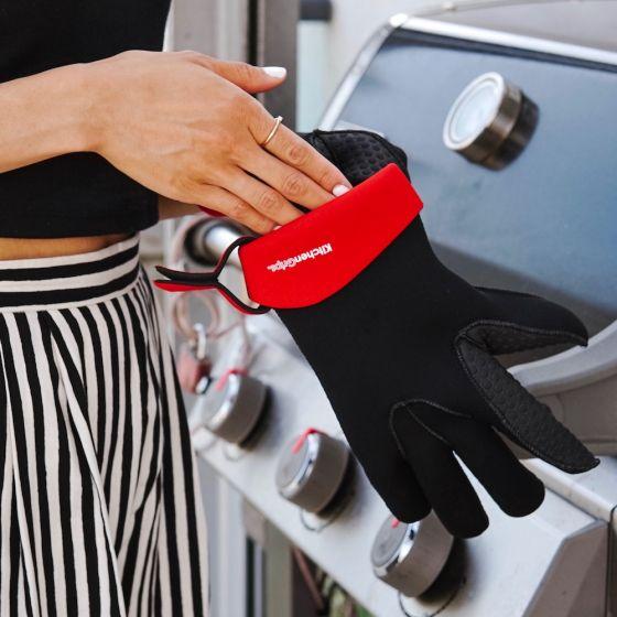 Kitchen Grips Chefs Glove