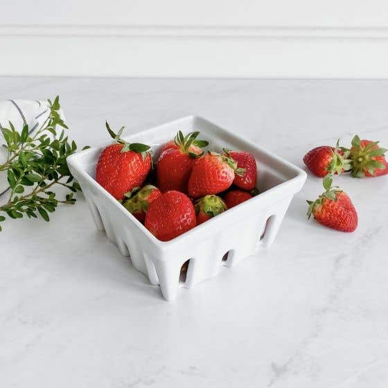 BIA Square Berry Basket