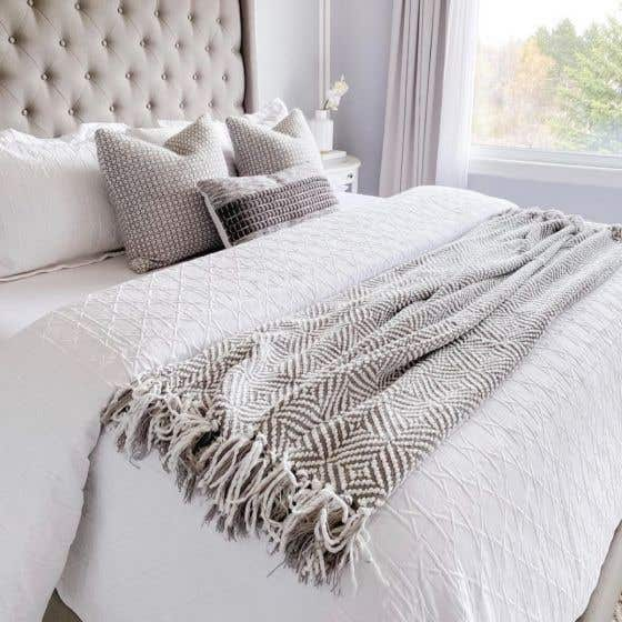 Colosseum Coverlet Collection