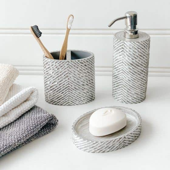 Accessoires de salle de bain collection «Victor»