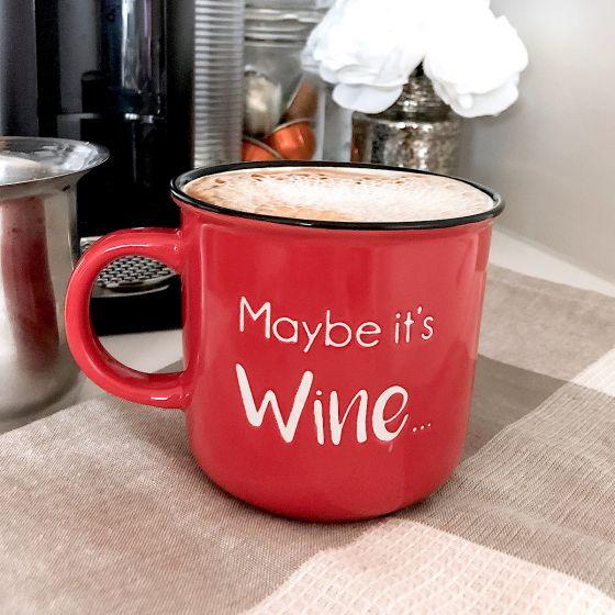 Tasse «Vin/wine»