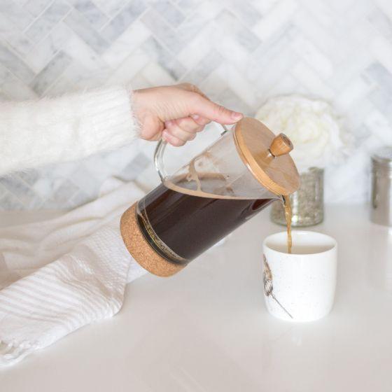 Cafetière à piston Grosche «Melbourne » - 8 tasses