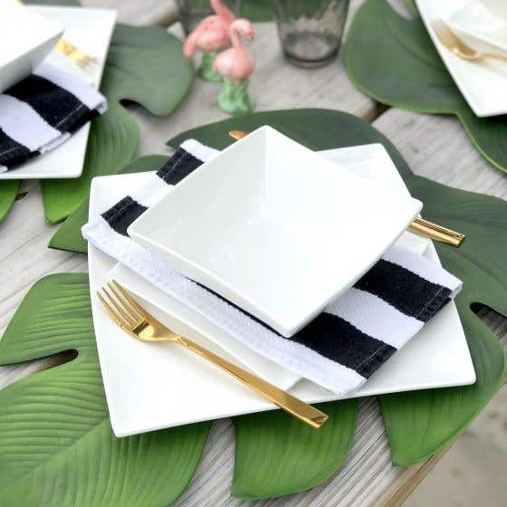 White Basics Dinnerware Collection by Maxwell & Williams