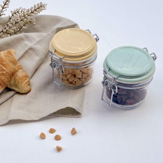 Fido Storage Jar Collection by Bormioli Rocco
