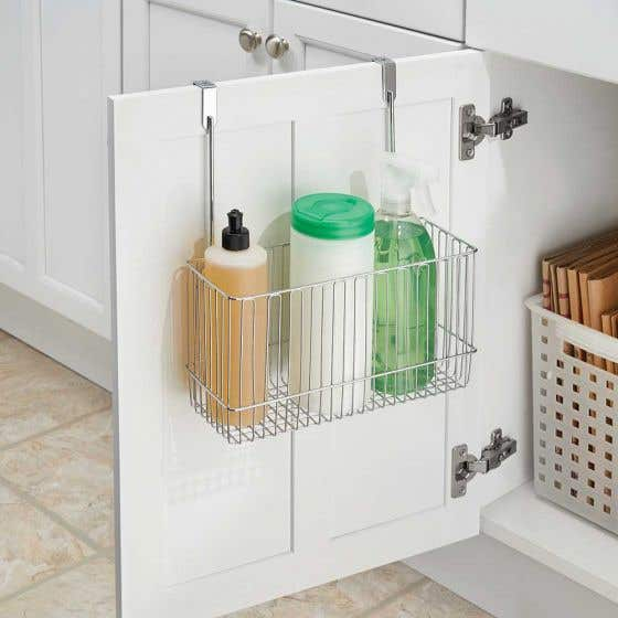 Interdesign Classico Over the Cabinet Basket