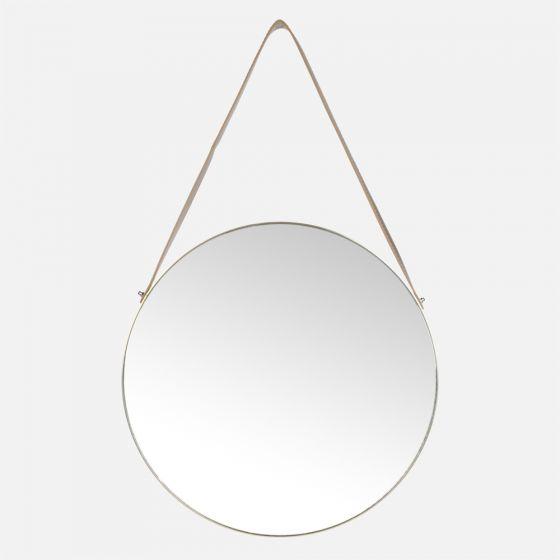 Miroir rond « Isabelle »