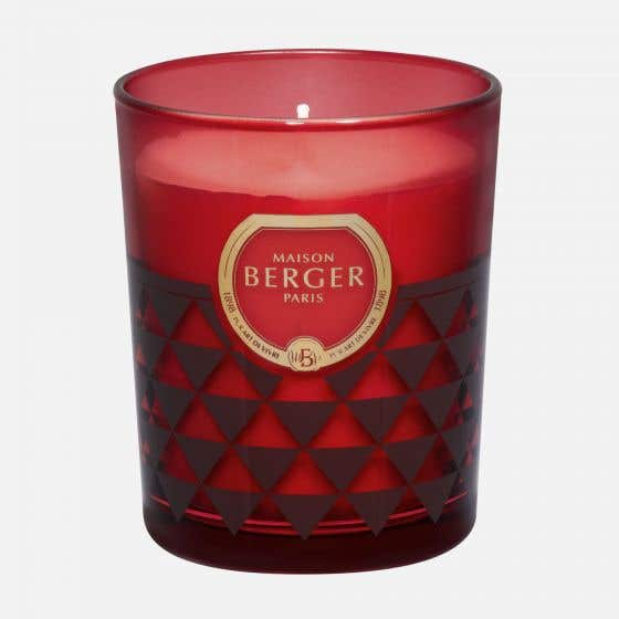 Clarity Scented Candles Collection by Maison Berger Paris