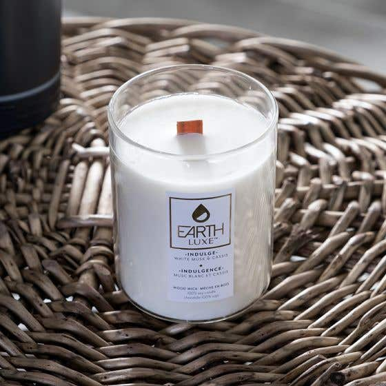 Earth Luxe Scented Candle