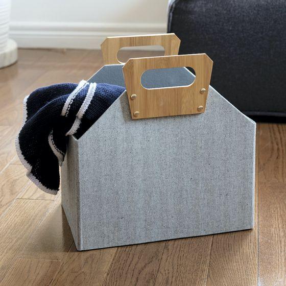 Foldable Storage Bin by Home Essentials