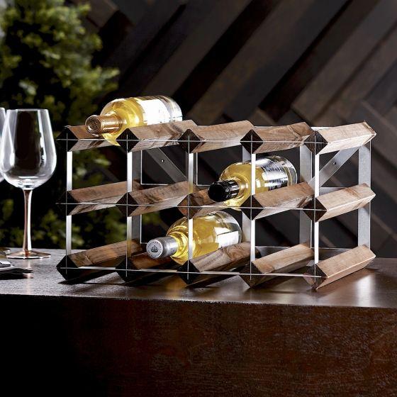 Casier à vin de type traditionnel
