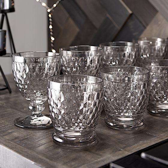 Boston Smoke Glassware Collection by Villeroy & Boch