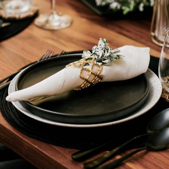 Caviar Dinnerware Collection by Maxwell & Williams