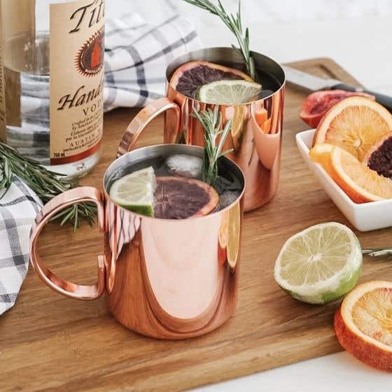 Moscow Mule Mug by Final Touch