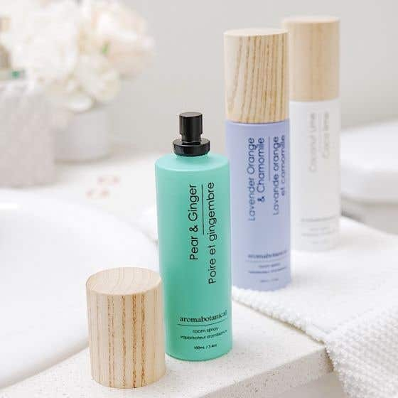 Room Spray Collection by Aromabotanical