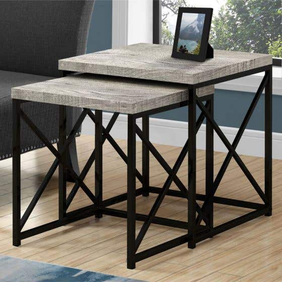 Marlee 2-piece Nesting Tables