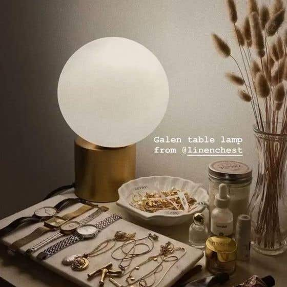 Galen Table Lamp