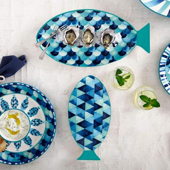 Reef Dinnerware Collection by Maxwell & Williams