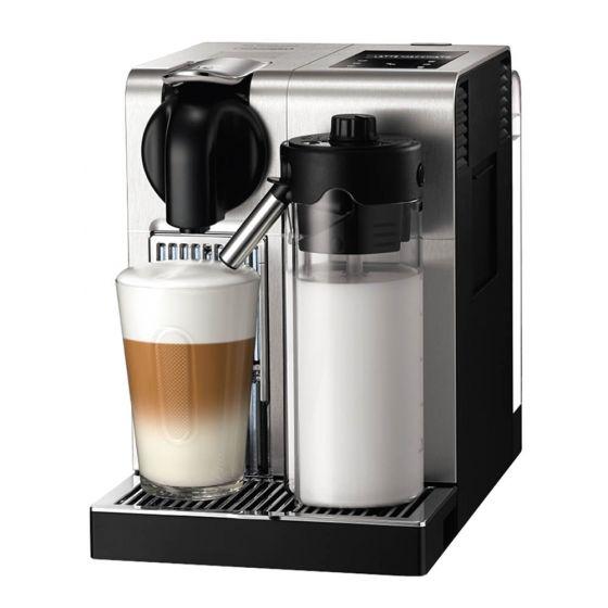 Lattissima Pro Nespresso Capsule Machine by Delonghi