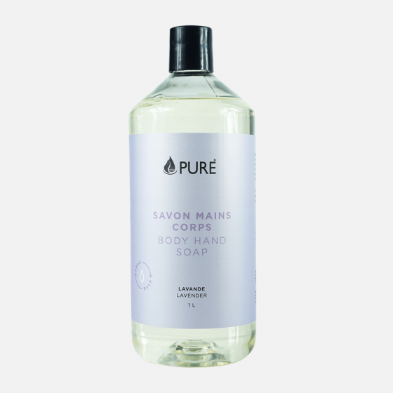 Hand and Body Wash by Pure - 1L