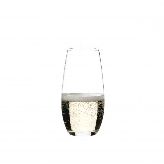 "The "" O "" Wine Champagne Glasses"