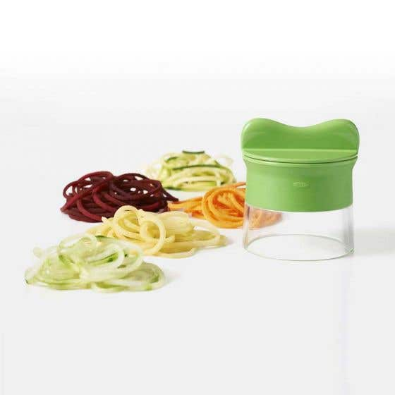 Oxo Spiral Cutter with Turner Cover