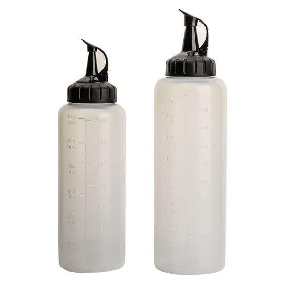 Set of 2 Squeeze Bottles by Oxo