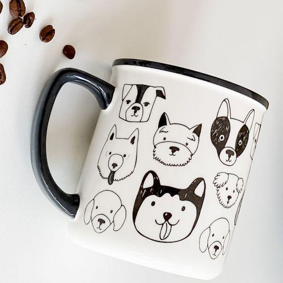 Tasse «Simple Dog Faces»