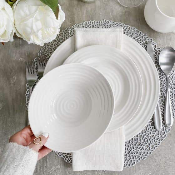Sophie Conran 12-Piece Dinnerware Set by Portmeirion
