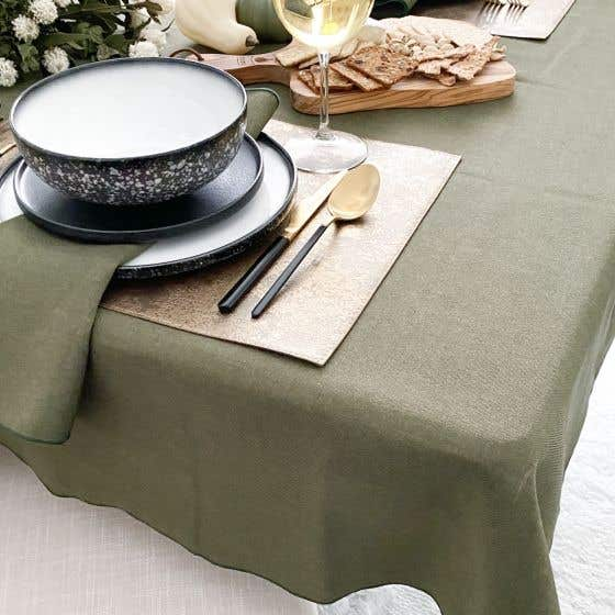 Classic Casual Table Linen Collection