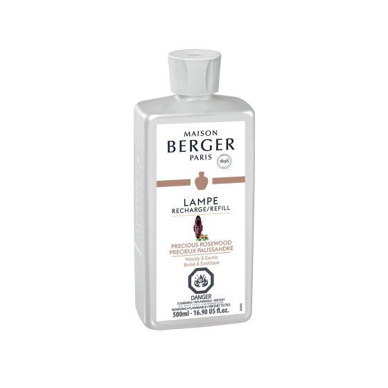 Recharge de parfum de maison  « Précieux Palissandre »  par Lampe Berger