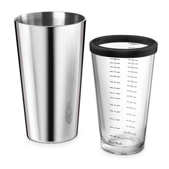 Double Wall Boston Shaker by Final Touch