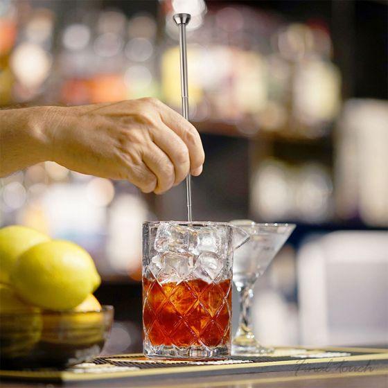 Cuillère à bar à longueurs ajustables par Final Touch