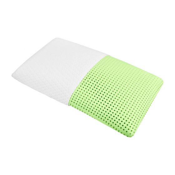 Refresh Green Tea Infused Memory Foam Pillow