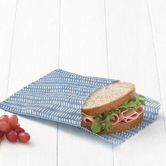 Set of 2 Ricardo Reusable Sandwich & Snack Bags