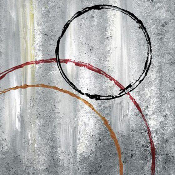 Peinture «Rotation»