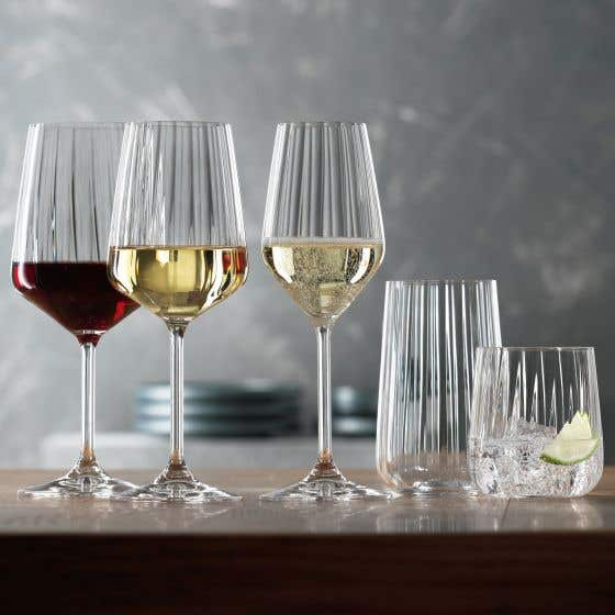 Sets of 4 LifeStyle Glasses by Speigelau