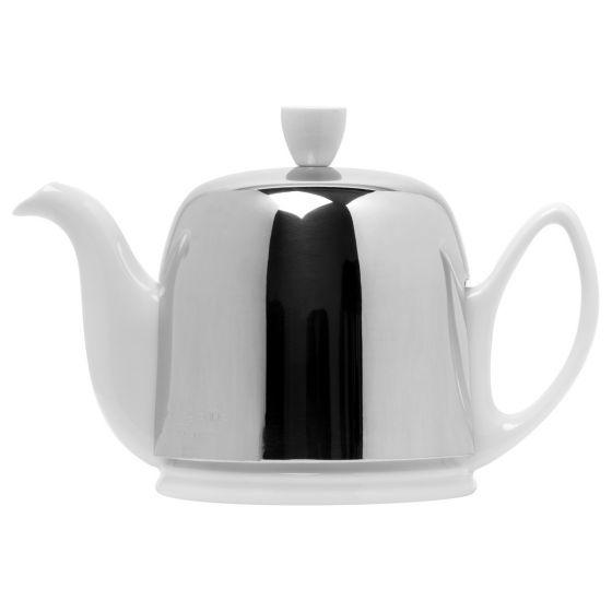 Salam White 8-Cup Teapot
