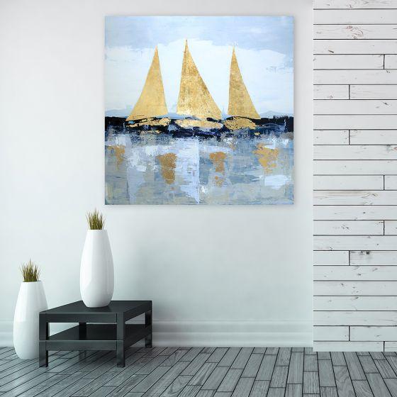 Seas Painting