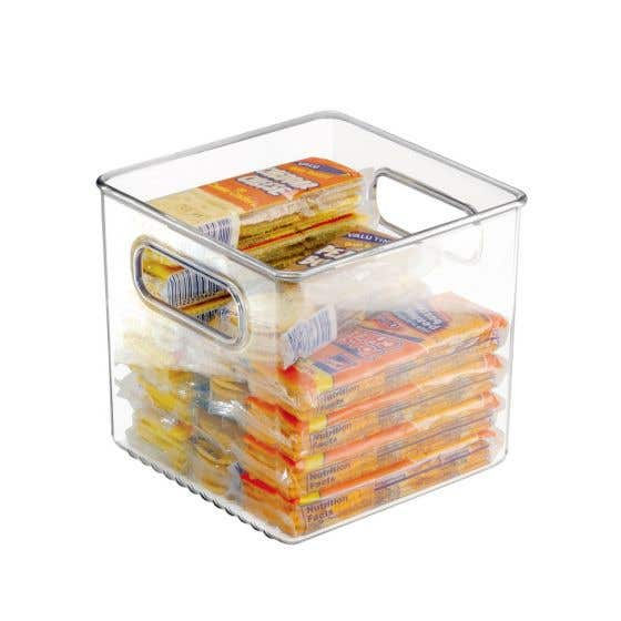 "Fridge & Pantry Linus Cube Binz 6X6X6"" by Inter Design"