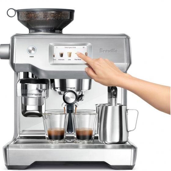 Machine à espresso et à cappuccino Breville «Oracle Touch»