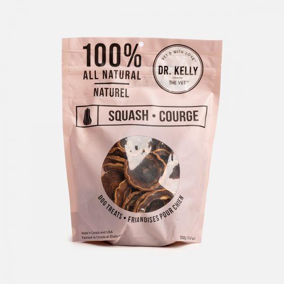Gâteries pour chiens « Kelly The Vet » 100 % naturel - courge