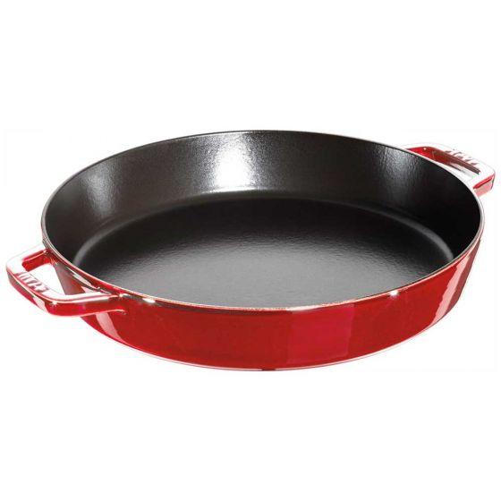 Staub Cherry Paella Pan 34 cm