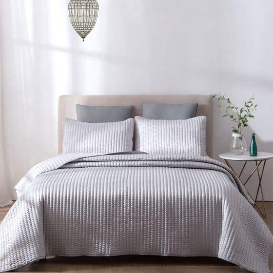 Taylor Satin Bedding Collection