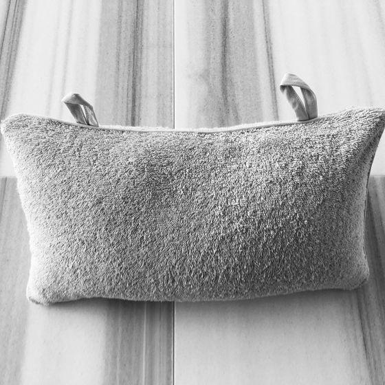 Terry Bath Pillow