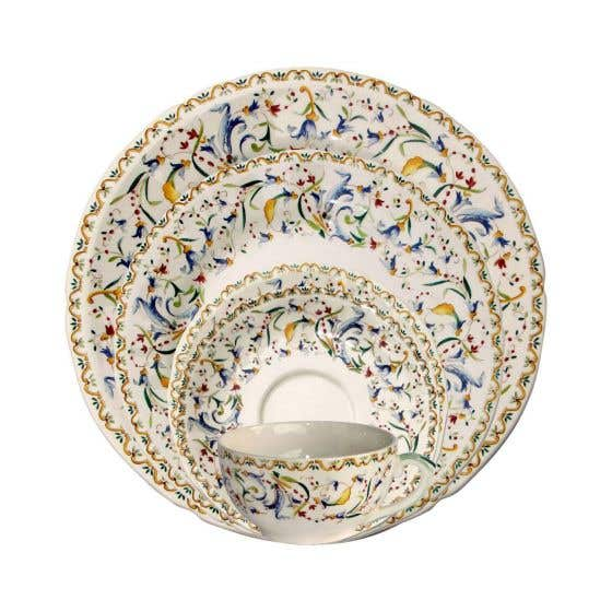 Toscana Dinnerware Collection by Gien